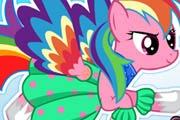 game My Little Pony Rainbow Power Rainbow Power Dash