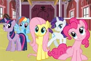game Party At Fynsy`s: Celebrating With Ponies