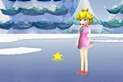 game Peach Christmas Skating
