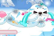 game Pet Stars Baby Seal