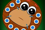 game Pou Dart Wheel