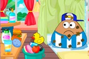 game Pou Day Care