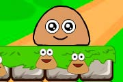 game Pou Jelly World 2
