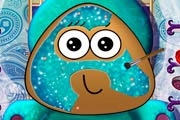 game Pou Makeover