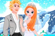 Princess Anna Winter Bride