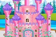 game Princess Castle Cake