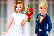 Princess Elsa Dream Wedding