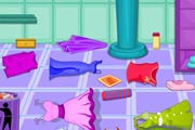 game Princess Jasmine Bathroom Cleaning