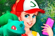 game Princess Pokemon Trainer