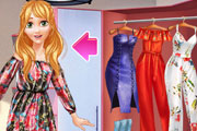 game Princess Rapunzel Shopping Online