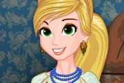 game Princess Rapunzel Summer Vacation