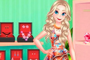 game Princess Spring Model Challenge