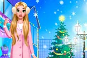 game Princess Winter Day