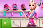 game Princesses Christmas Preparations