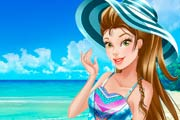 game Princesses Summer Getaway