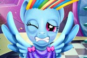 game Rainbow Dash Real Haircuts