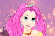 game Rapunzel Goldie Style