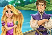 game Rapunzel Love Story
