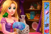game Rapunzel`s Crafts