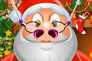 game Santa Nose Doctor