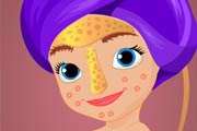 game Sofia The First Royal Makeup