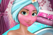 game Spa Salon Anna Frozen