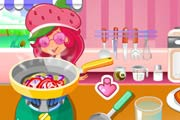 game Strawberry Cooking Lesson