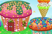 game Strawberry Gingerbread Magic Land