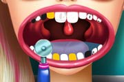 game Super Barbie Dentist Care