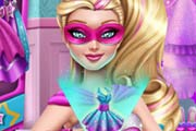 Super Barbie Design Rivals