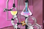 game Super Barbie Drinks Laboratory