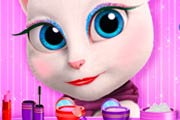 game Talking Angela Hollywood Makeover