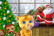game Talking Ginger X-mas Decor