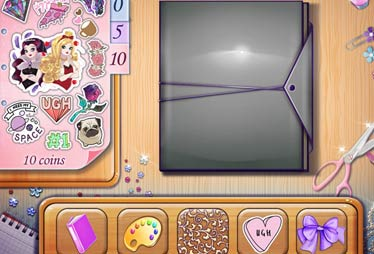 game The Best Notebook By Barbie
