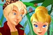 game Tinkerbell First Kiss