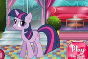 game Twilight Sparkle Bedroom Decoration