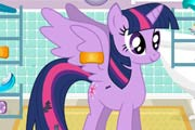 game Twilight Sparkle Messy