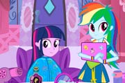 game Twilight Sparkle Summer Haircuts