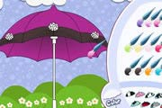 game Umbrella Design