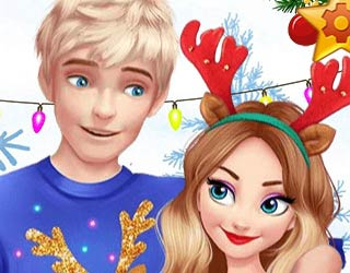 Game A Magic Christmas With Elsa And Jack