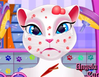 Game Angela Face Care