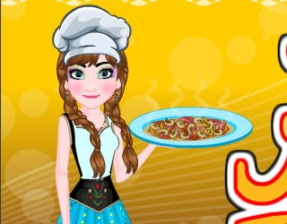 Game Anna Easy Pan Pizza