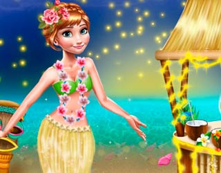 Game Anna Hawaii Vacation