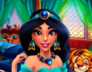 game Arabian Princess Real Makeover