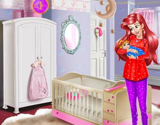 Game Aria Baby Room Decoration