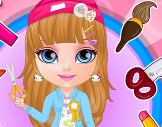Game Baby Barbie Diy Gift