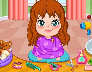 Game Baby Beauty Salon