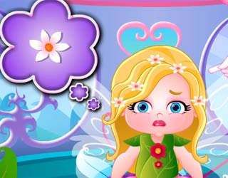 Game Baby Fairy Hair Care