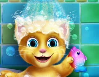 Game Baby Ginger Bath