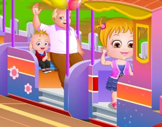 Game Baby Hazel Carnival Fair